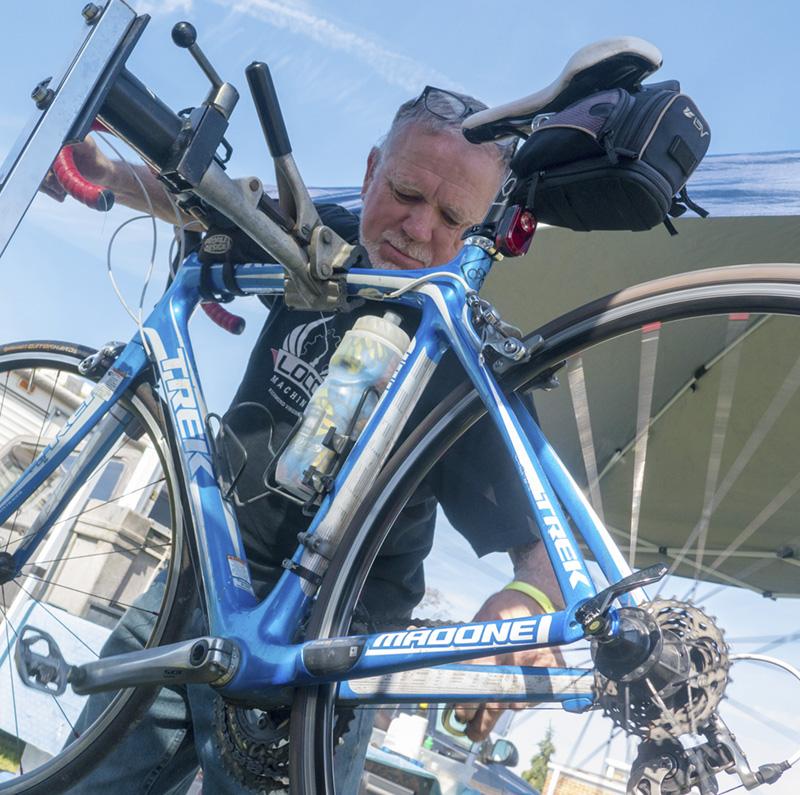 Cycles Ed mobile bike repair