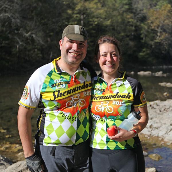 Fall Foliage Bike Festival 2017
