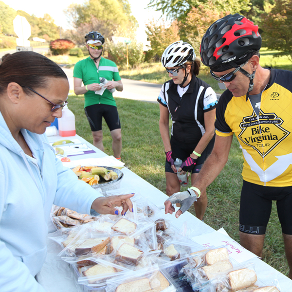 Fall Foliage Bike Festival Sunday