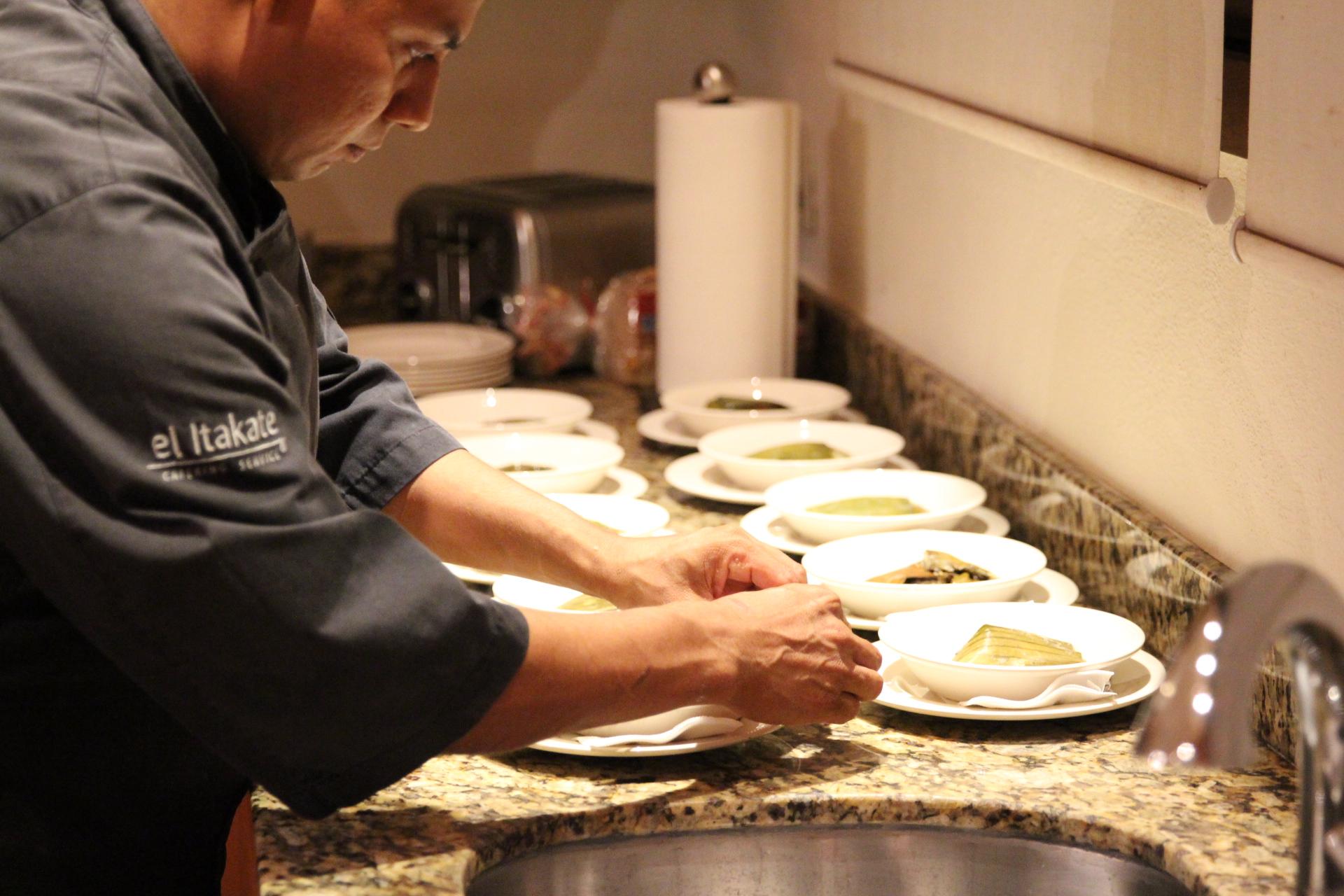 currently crushing, chef's dinner puerto vallarta