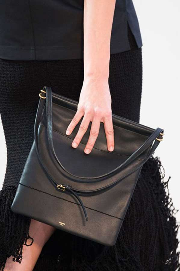 currently crushing celine bag ss15