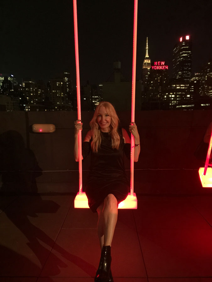 currently crushing NYFW, vogue lounge, anne klein lunch, vince camuto handbags, cynthia rowley NYFW, gigi new york pop up shot, world of mcintosh townhouse soho, bollare pr styling suite