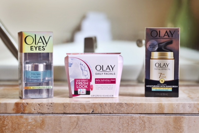 currently crushing, olay total effects review, olay review