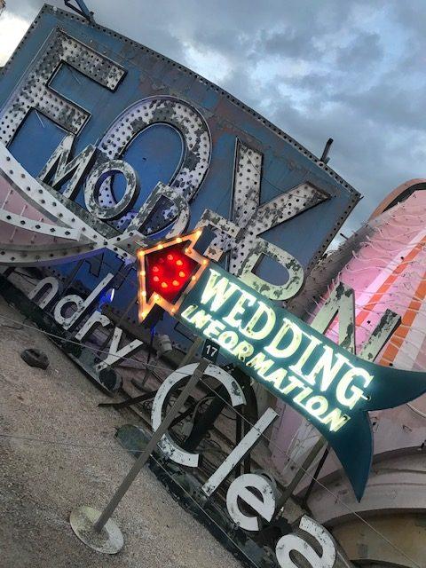 currently crushing, las vegas neon museum, vegas neon museum, vegas travel