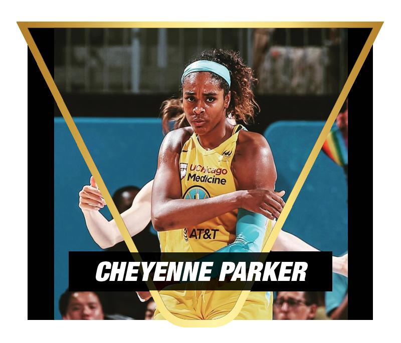 Cheyenne Parker