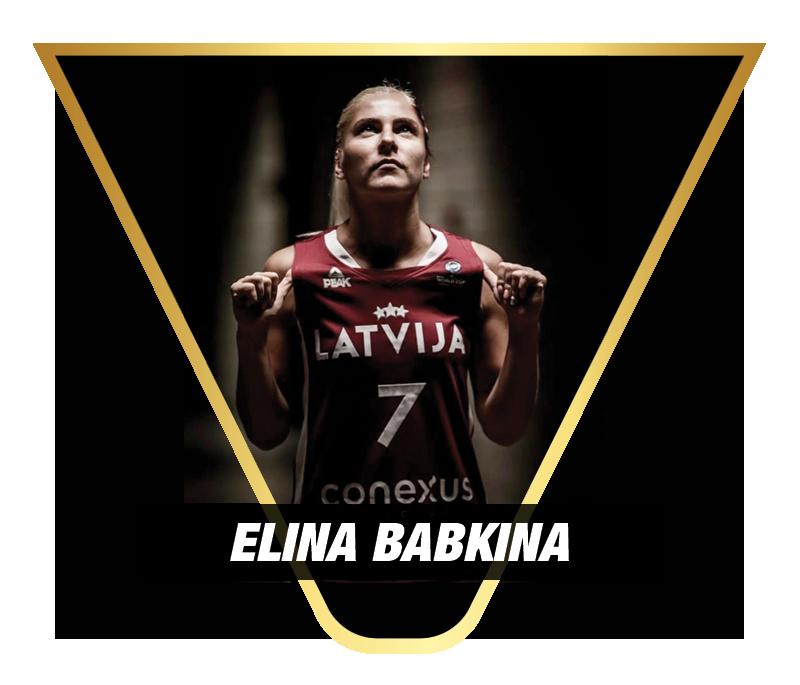 Elina Babkina