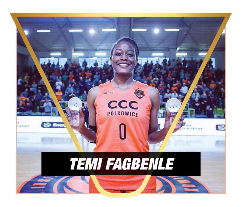 Tami Fagbenle