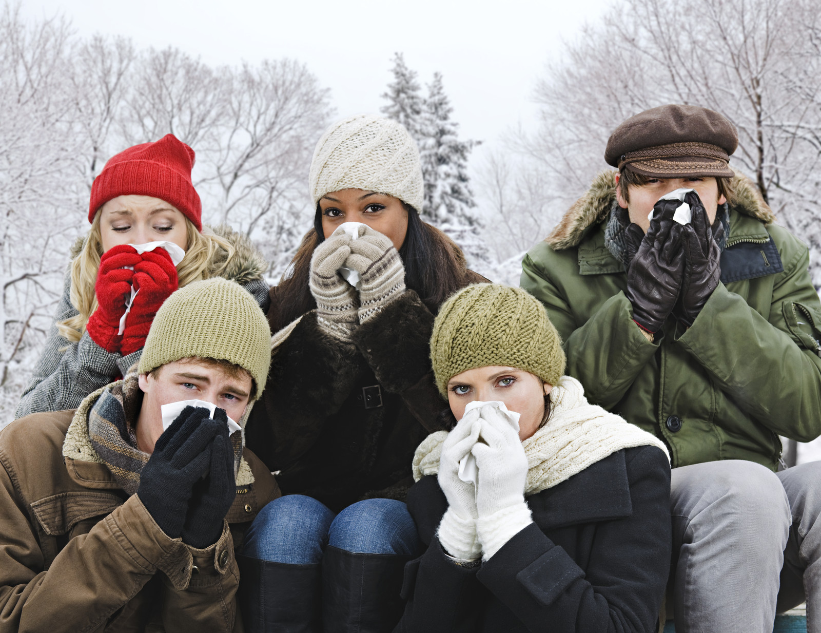Winter and Your Immune System: Does Cold Weather Make It Easier to Catch a Cold?