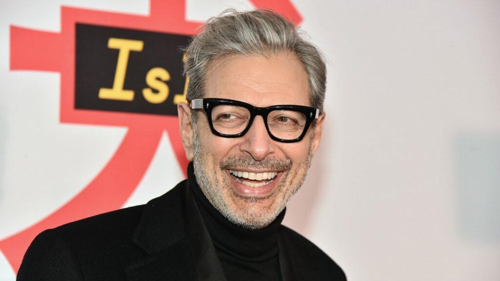 Jeff Goldblum - Sol em libra com Ascendente em Câncer