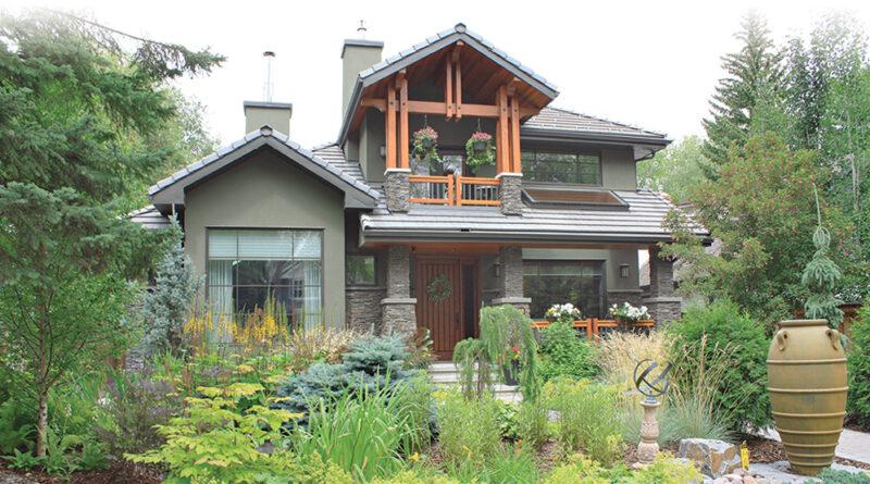 grand garden alberta frontyard