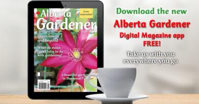 Alberta Gardener Mag App