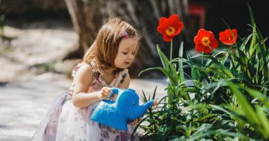 plants for kid gardeners