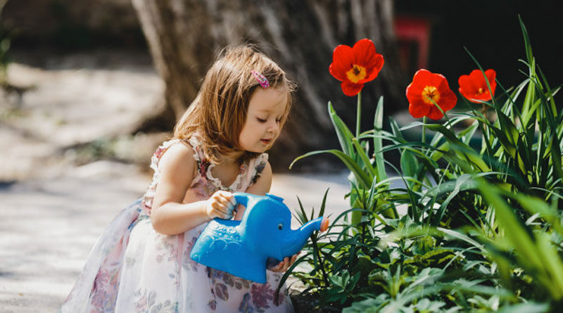 plants for kid gardeners