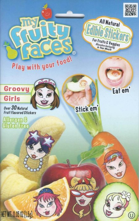 Groovy Girls Edible Stickers®