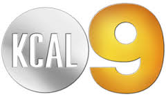 My Fruity Faces on the KCAL 9 news at Noon!