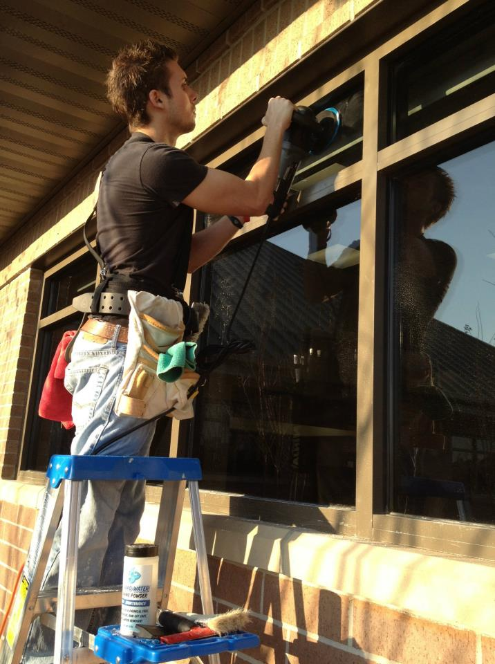 gainesville commercial window cleaning