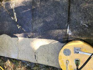 concrete washing gainesville