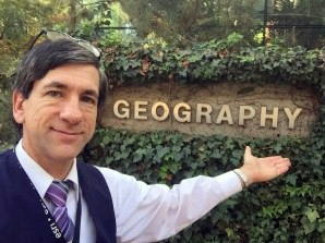 Joseph Kerski - Geography and special guest at Golden Beer Talks