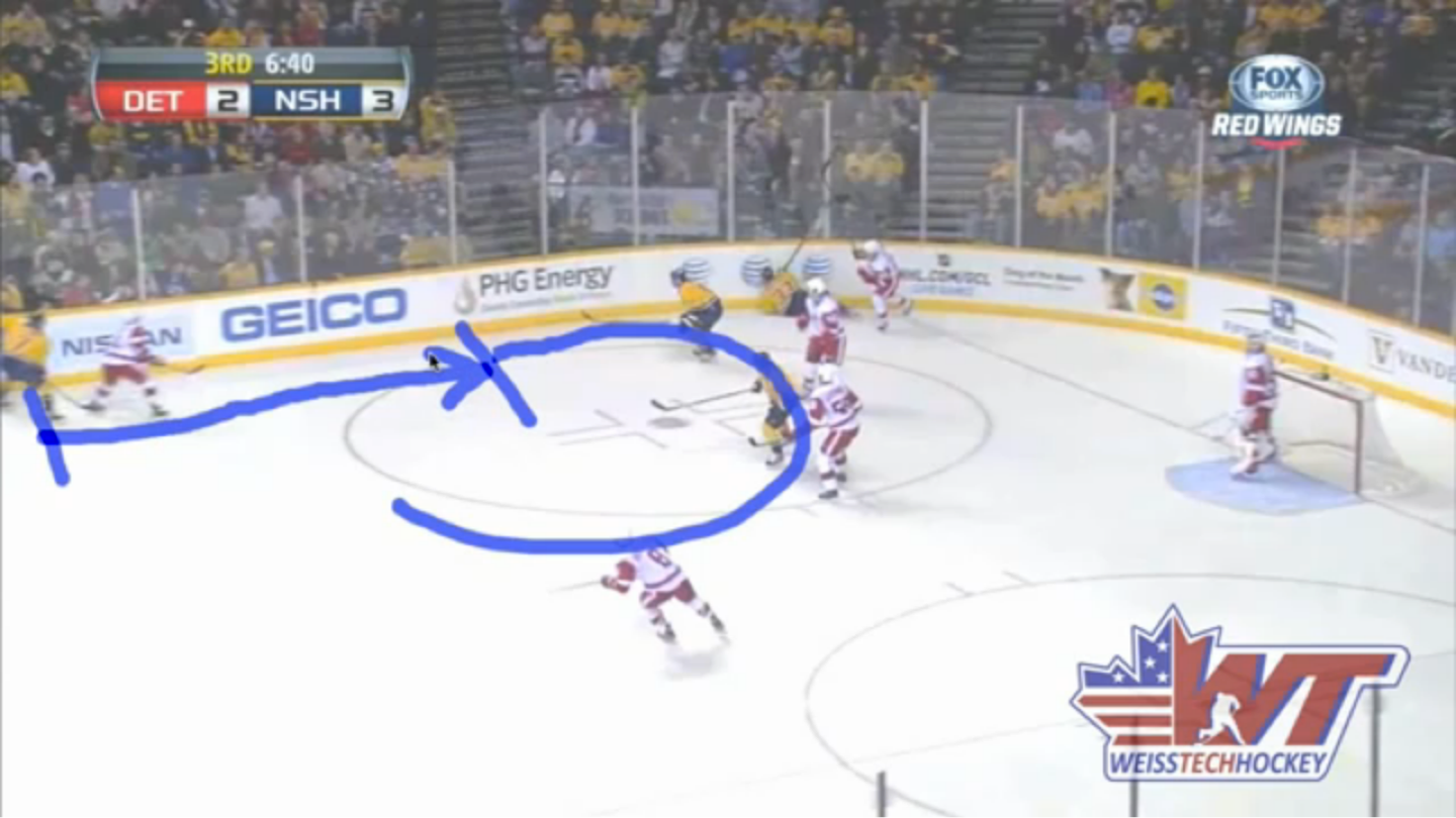 Pavel Datsyuk End-to-End Goal: Dissected