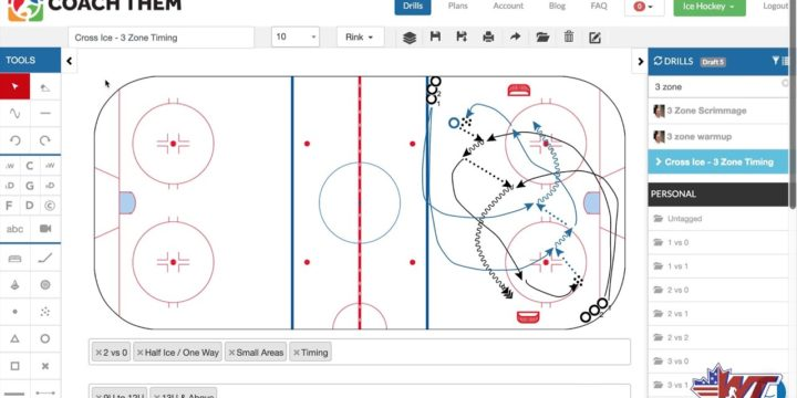 Drill Design for Hockey Coaches: How to Modify Drills to Fit Skill Capacity and Space Constraints