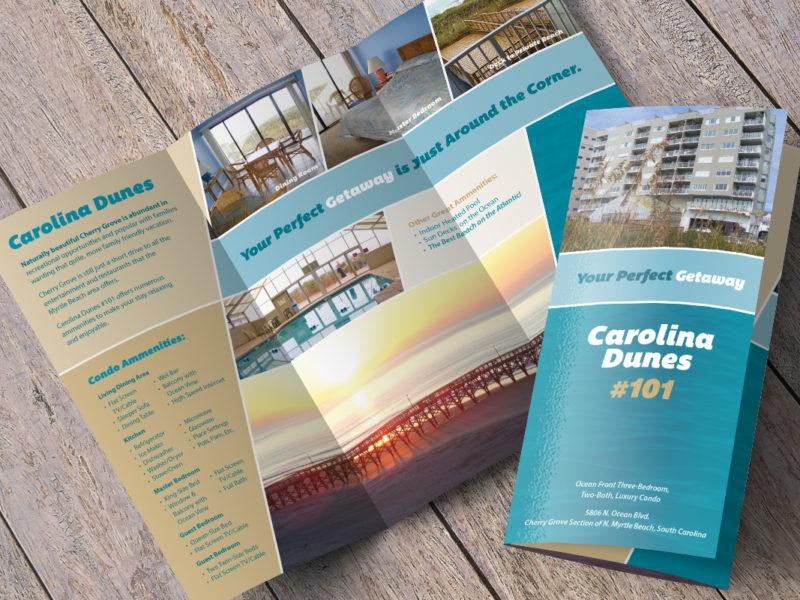 Carolina Dunes Condo Brochure