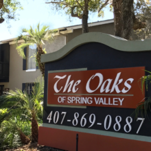Oaks of Spring Valley
