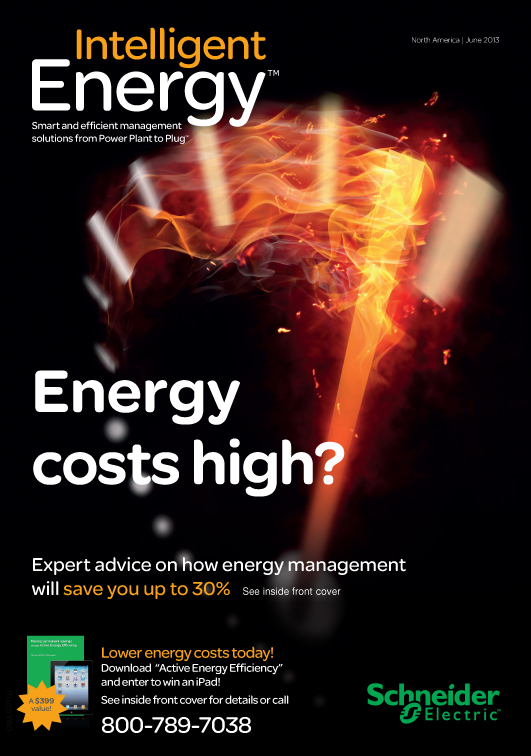 Schneider Electric — Intelligent Energy Covers