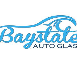 baystate autoglass logo design by matt wilson