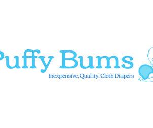 puffy bums logo design by matt wilson
