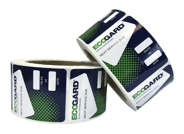 ECOGARD Promotional Materials