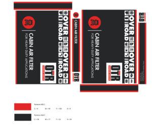 fleetpride OTR package design