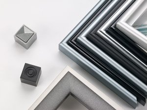 Selection of Metal Frames