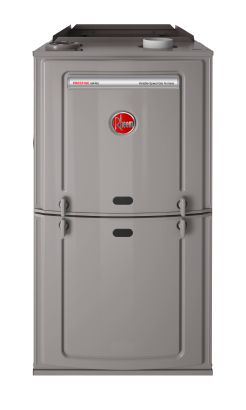 Prestige Series: Up to 80% AFUE Variable Speed Upflow/Horizontal (R802V)