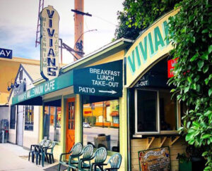 Vivian's Millennium Cafe Breakfast and Lunch Studio City Takeout Delivery