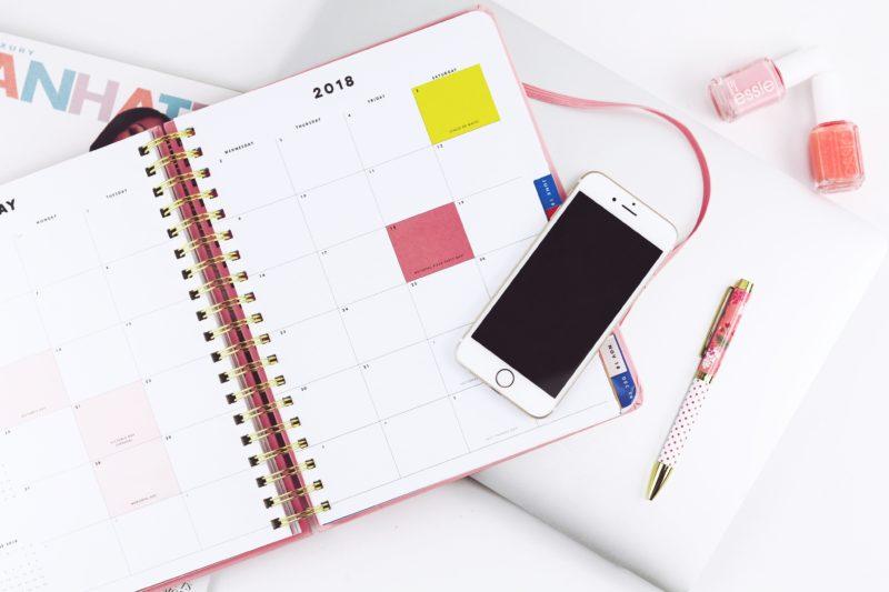 A Planner - Weekend Interviews