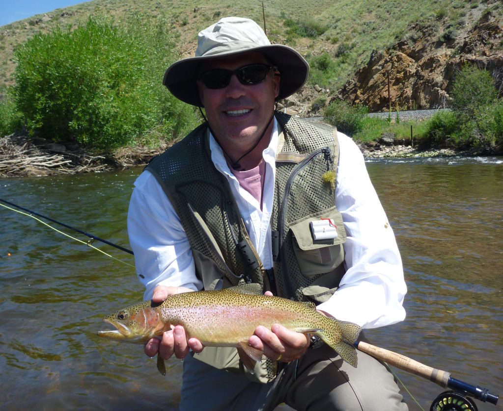guided fishing colorado