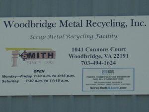 Woodbridge Scrap
