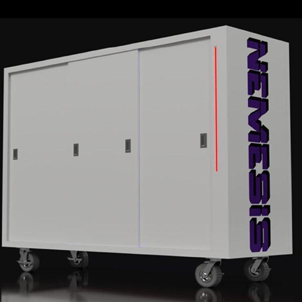 """Nemesis Cerberus 42"""" Equipment Rack"""