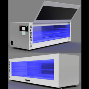 Nemesis Orochi UV-C Display Case