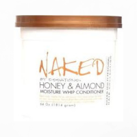 Naked Honey & Almond Moisture Whip Conditioner | 4 lbs