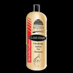 Straight Request Clean Start | 32 oz
