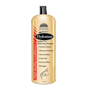 Straight Request Hydration Shampoo | 32 oz