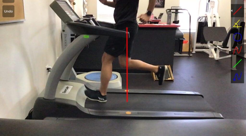 Running Form - Heel strike