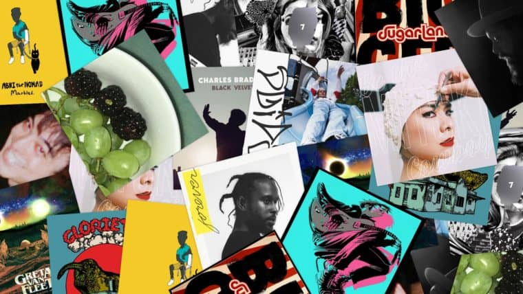 2A's favorite albums of 2018