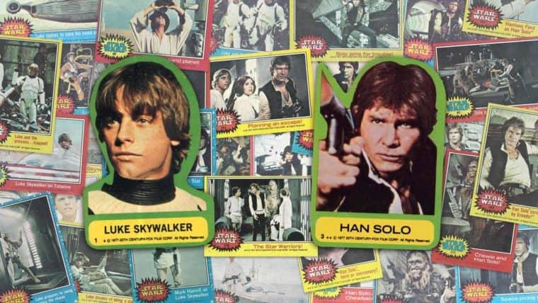 Luke Skywalker or Han Solo