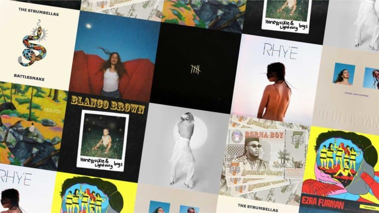 2A's albums of 2019