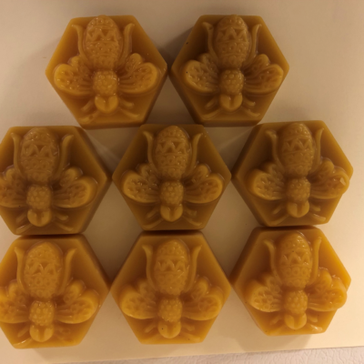 bees wax is a great product available at Almosta Farm in Cove, Oregon
