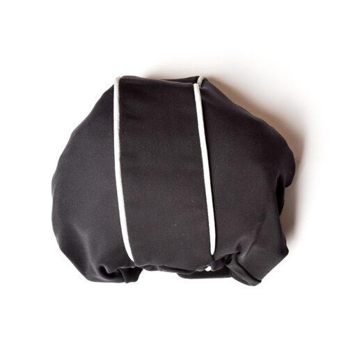 thin toddler infant snow suit folds clips purse