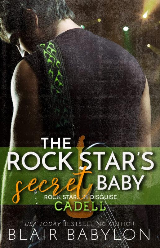 The Rock Star's Secret Baby