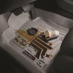 Alfombra Weathertech Toyota Fortuner